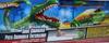 Mattel HW Dráha s krokodýlem