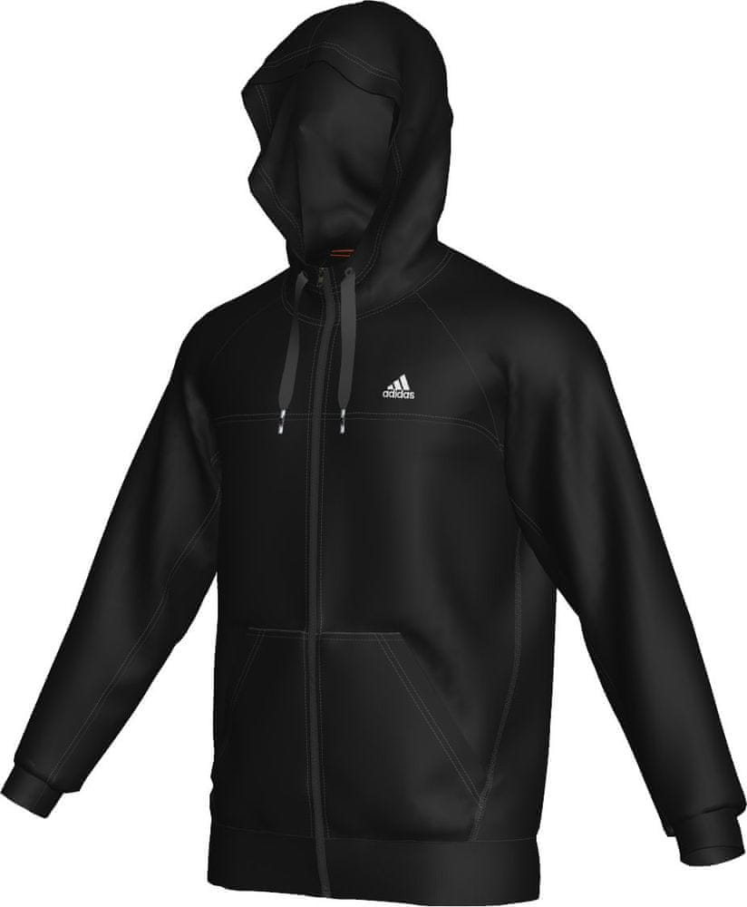Adidas ESS Full Zip Hood Mix